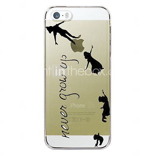 Never Grow Up Design Hard Case for iPhone 5C | Iphone cases ...
