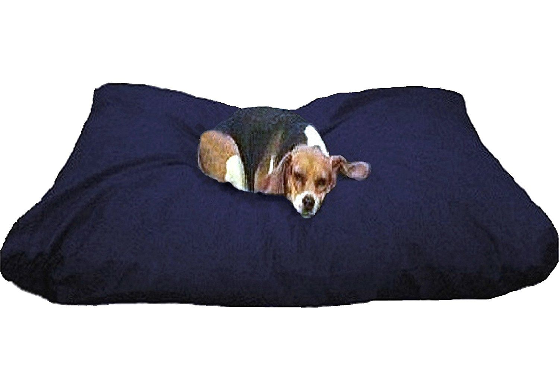 Premium Durable Orthopedic Shredded Memory Foam Dog Bed Pillow With Waterproof Internal Liner Dog Pillow Bed Memory Foam Pet Bed Memory Foam Dog Bed