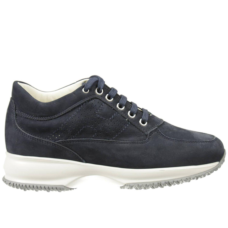 Hogan Sneakers Interactive Nabuk H Forata