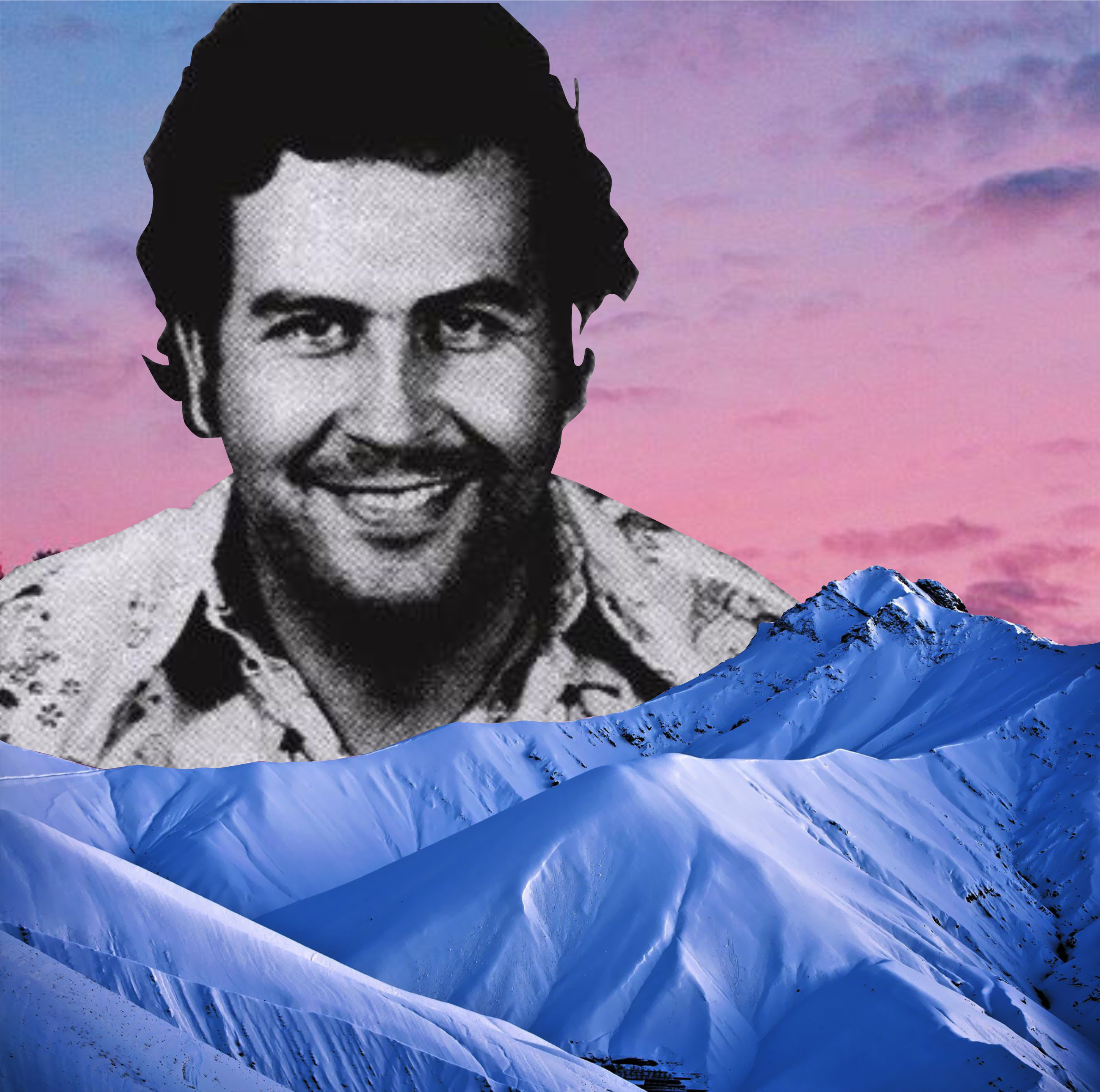 Pablo Escobar The King Of Coke Collage Part Ii