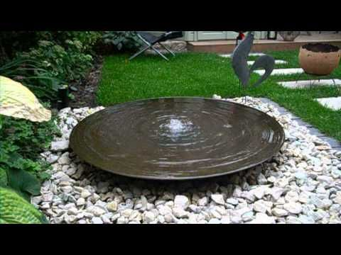 Zen Water Bowl Fountains Google Search Exterior Design