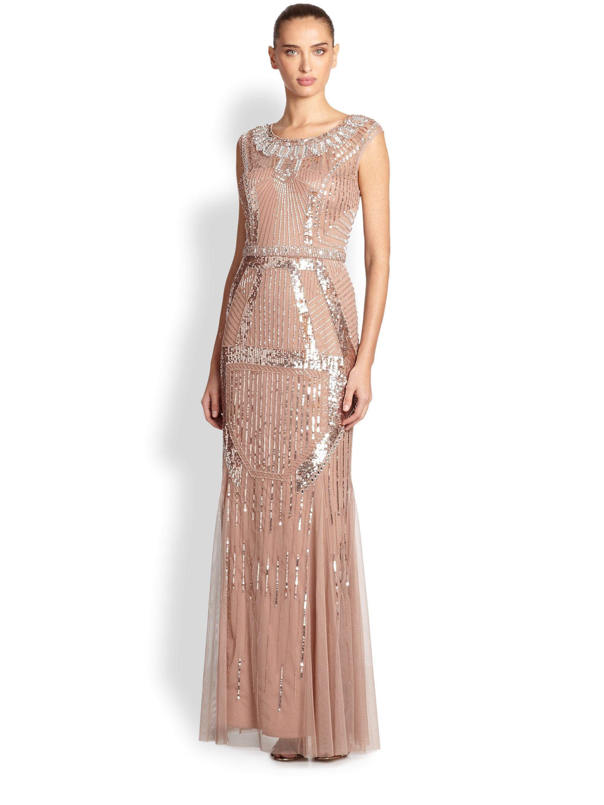 https://www.lyst.com/clothing/aidan-mattox-deco-print-beaded-gown ...