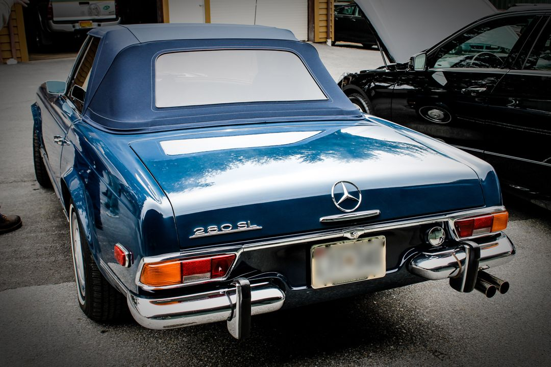 1970 Mercedes-Benz 280SL W113 Pagoda Restoration | Absolute ...