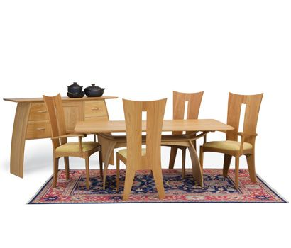 Exceptional From Pompanoosuc Mills. American Hardwood Furniture. Hand Crafted In Vermont