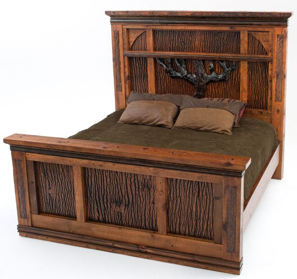 Handcrafted Barnwood Bedroom Furniture Including Beds, Dressers, Chests,  Consoles And Nightstands. The Largest Reclaimed Barn Wood Bedroom Furniture  ...