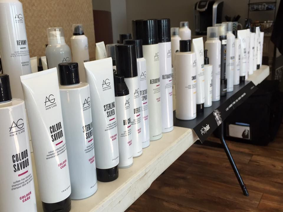 AG Hair products -- we LOVE them and so will you