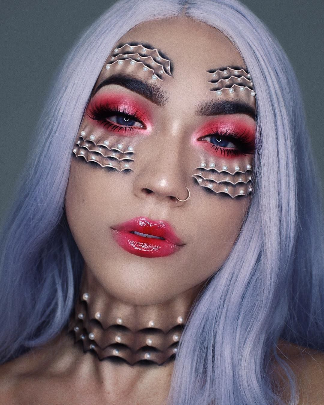 Makeup Artist Transforms Her Eyelids into Two