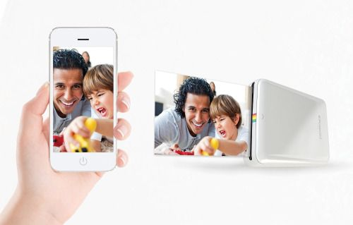 Polaroid mobile printer Coole Sachen