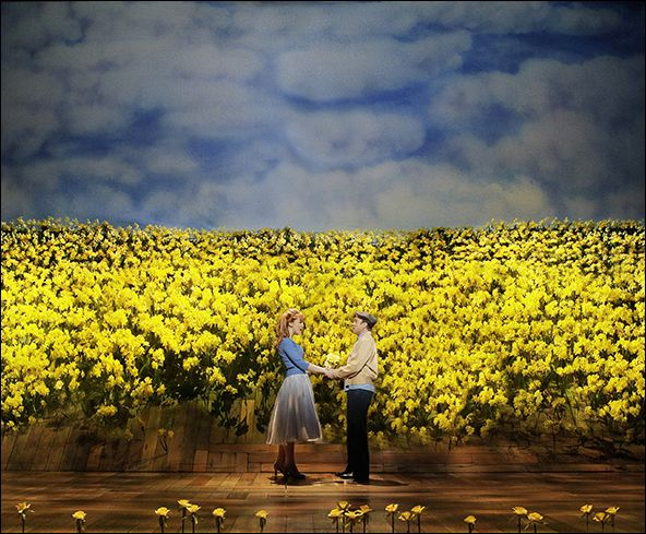 Big Fish on Broadway at the Neil Simon Theatre