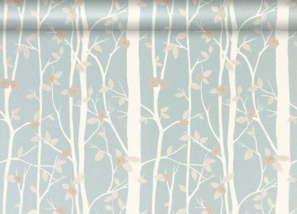 Bedroom Decorating Ideas Duck Egg Blue cottonwood duck egg leaf wallpaper at laura ashley - bedroom