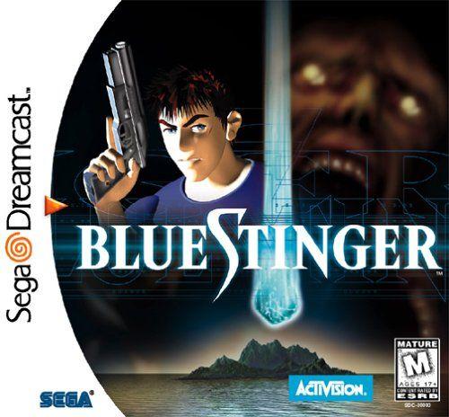 Blue Stinger Dreamcast 1999