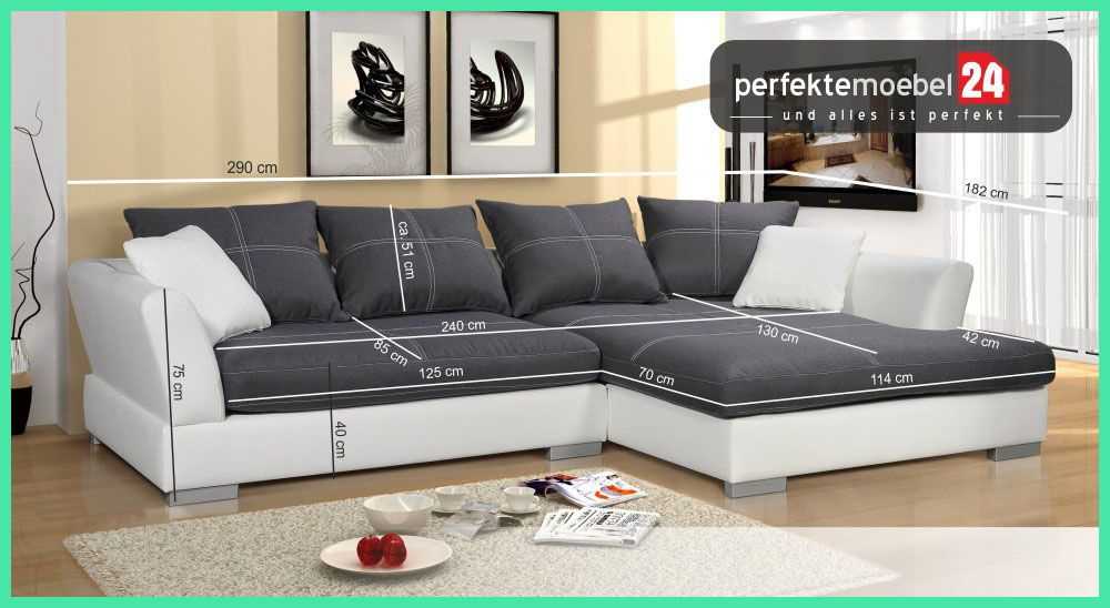 20 Ausgezeichnet Eckcouch Gross In 2020 Modern Couch Home Home Decor