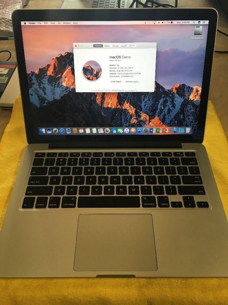 "Apple MacBook Pro Computer Intel Core i5 - 13.3"" Display - 4GB Memory MD101"