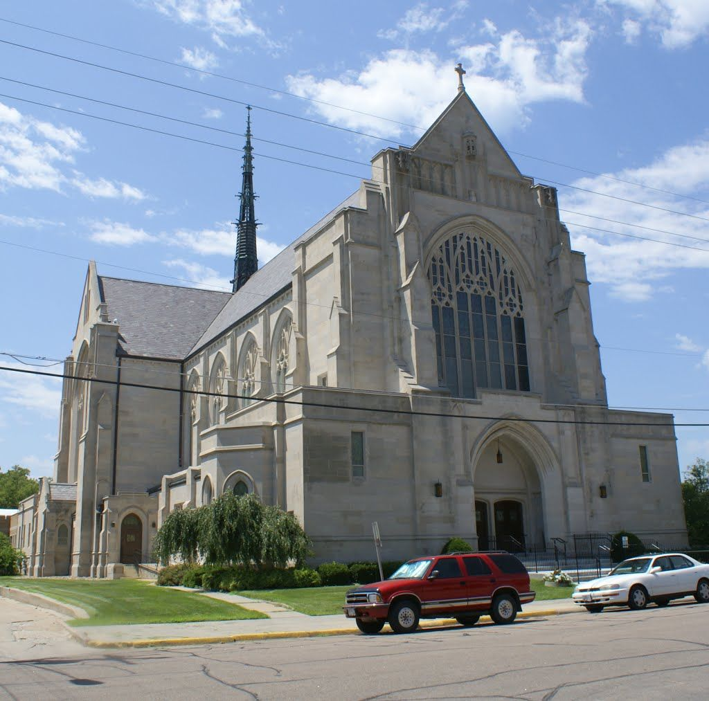 Grand Island, NE: St. Mary's Cathedral | USA/ Nebraska | Pinterest ...