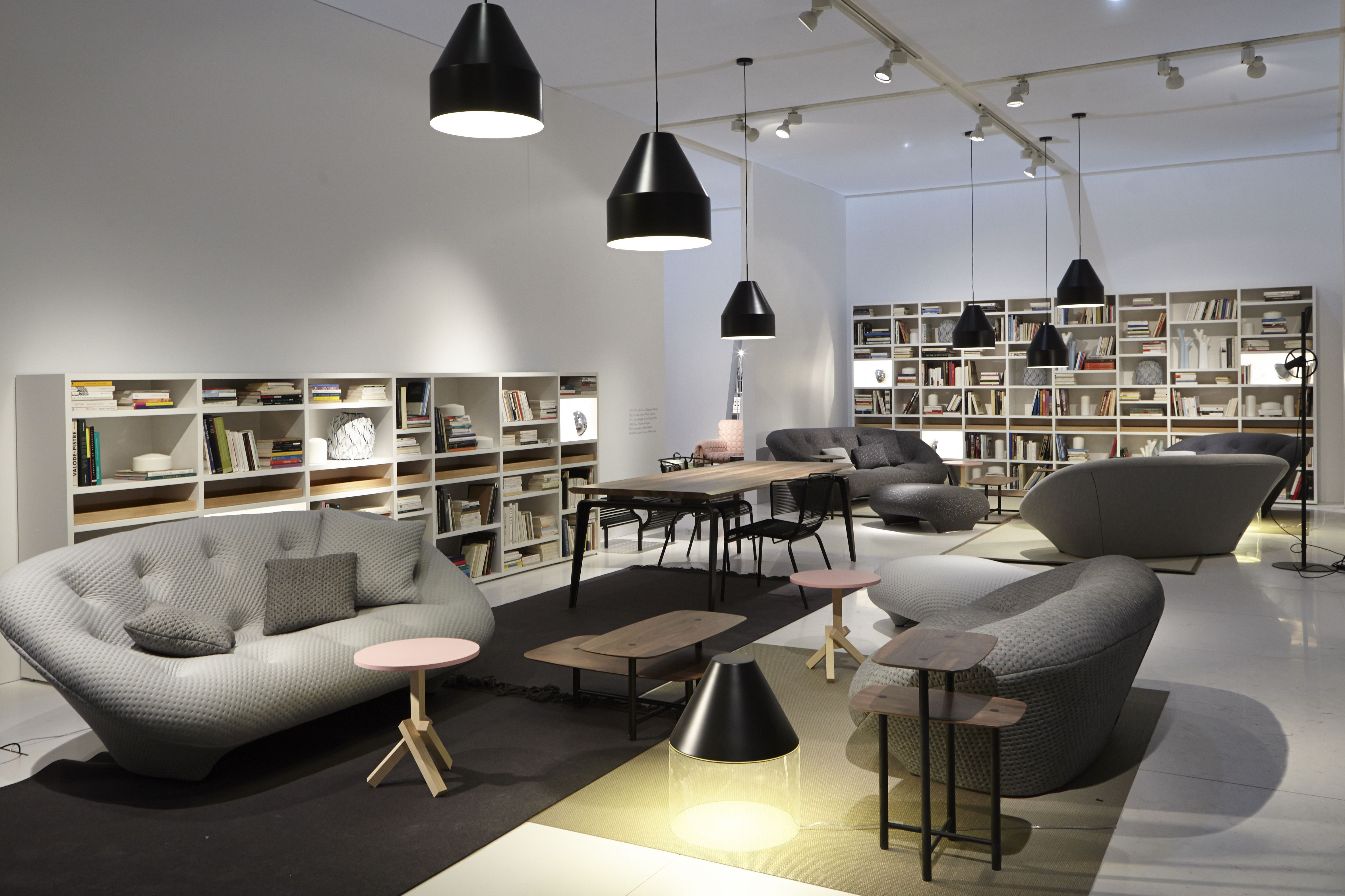 Ligne Roset introduces the new collection at Imm Cologne and Maison & Objet Paris, 2014