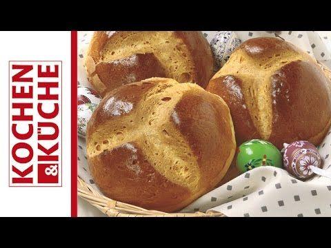 Osterpinze selber backen | Kochen und Küche | Germteig | Pinterest ...