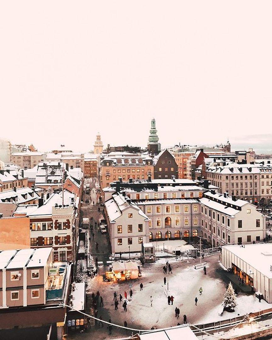 resa stockholm new york