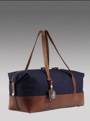 Canvas Holdall Bags Furnishings Duchamp London