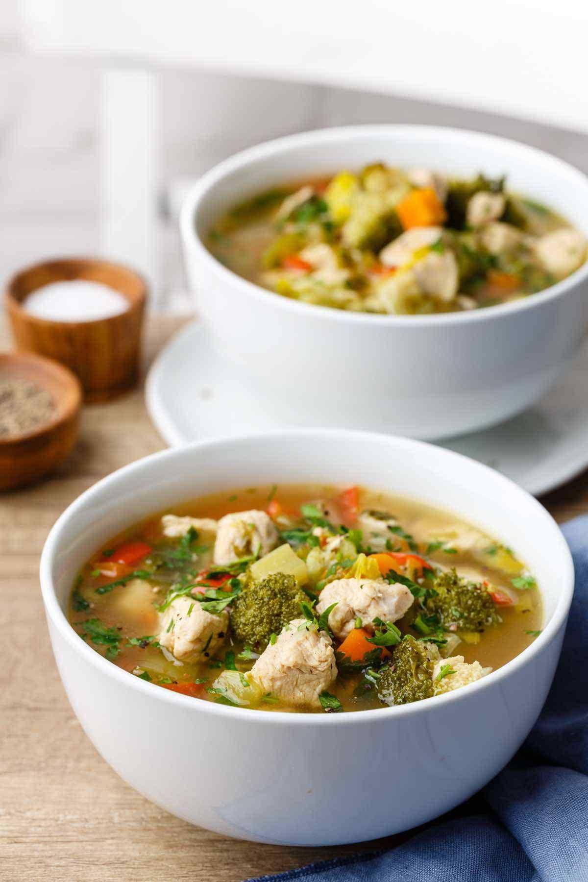 Американская Диета На Супе. Волшебный суп для похудения от хирургов
