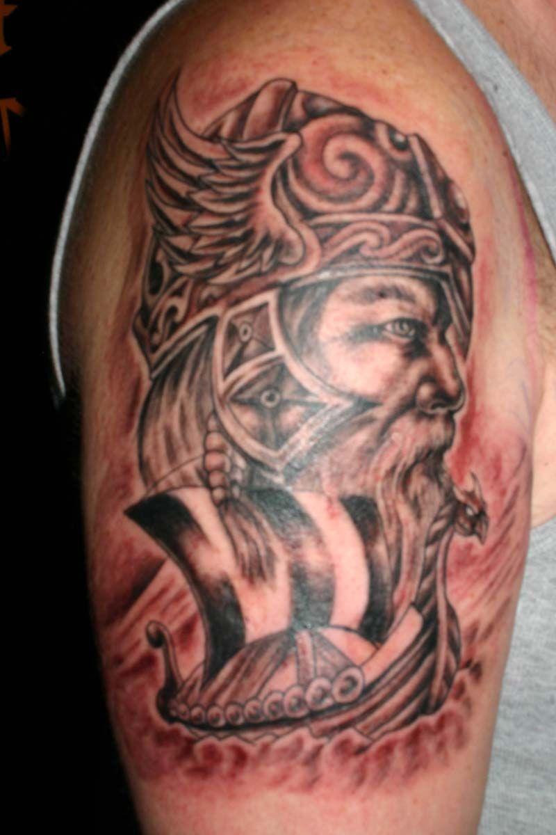 Warrior Viking Tattoo: Viking Celtic Warrior Tattoos