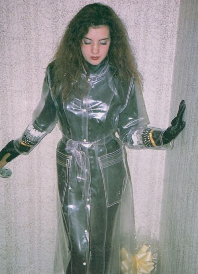 fetish latex Retro