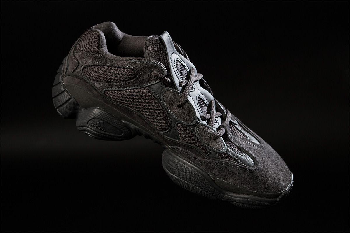 """pretty nice 3de96 0e7cc Adidas Yeezy 500 """"Utility Black"""" www.kickshotsale.com Email ..."""