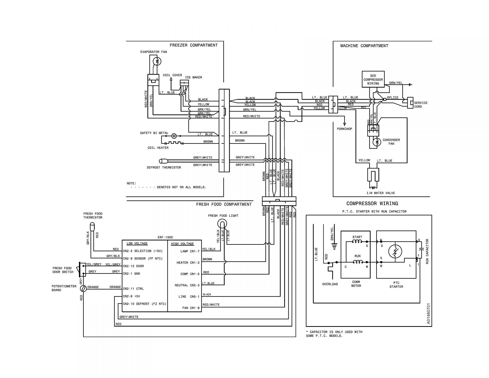 Electric Range Wiring Schematic