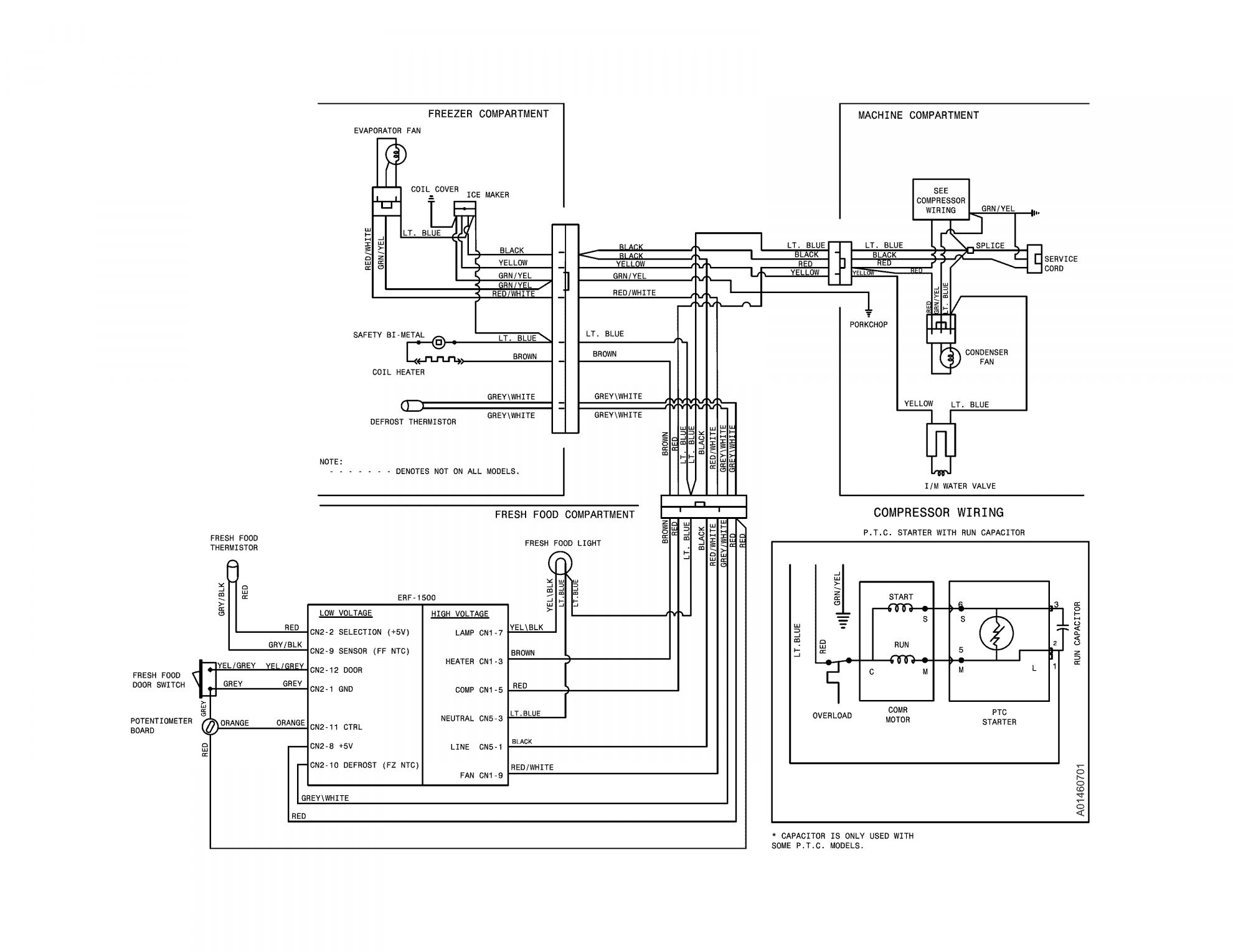 17 Frigidaire Electric Range Wiring Diagram Wiring Diagram Wiringg Net In 2020 Kenmore Refrigerator Frigidaire Gallery Refrigerator Frigidaire
