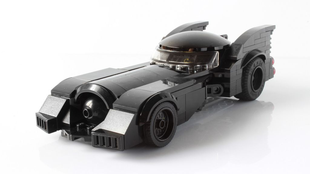 Lego 1989 Batmobile Markiplier Assassins Creed Batmandc