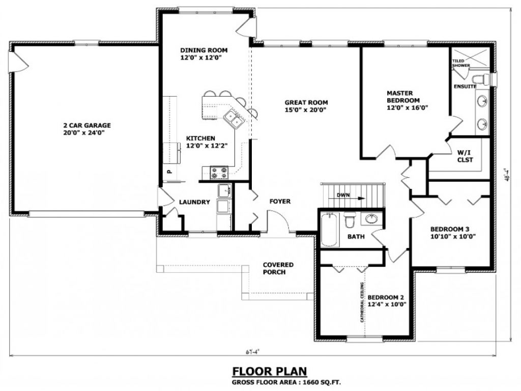 10 Inspiring English Cottage House Plans Bungalow Floor Plans House Plan Gallery Bungalow House Plans