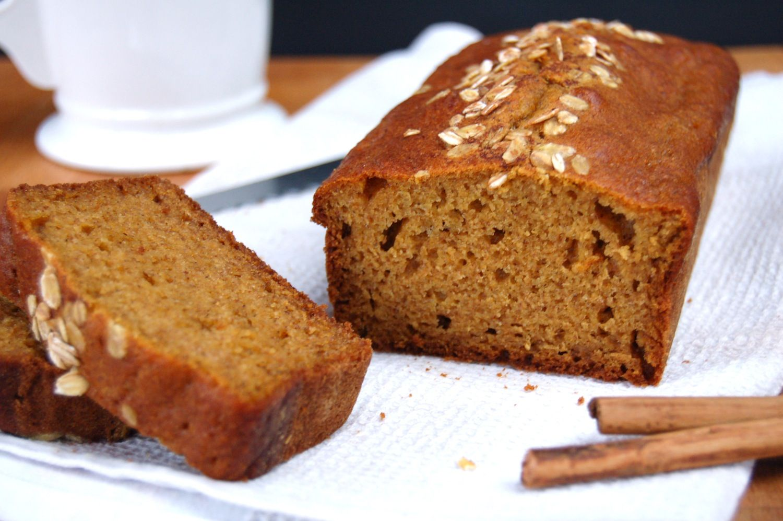 High Protein Pumpkin Bread | Pumpkin bread, Protein bread ...