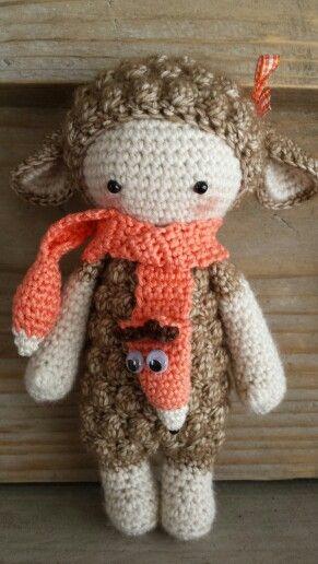 Mini Lupo | lalylala dolls | Pinterest | Trapillo y Galerías