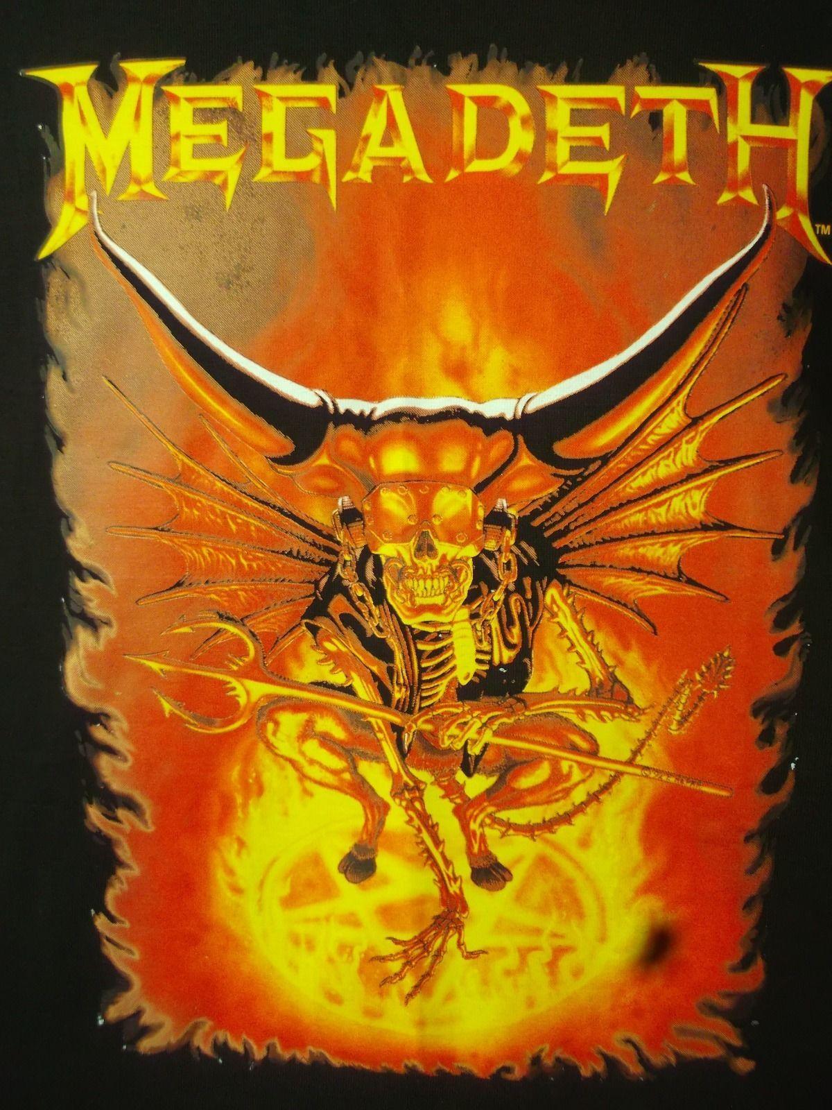Vic Rattlehead (Megadeth) | Metal in 2019 | Heavy metal