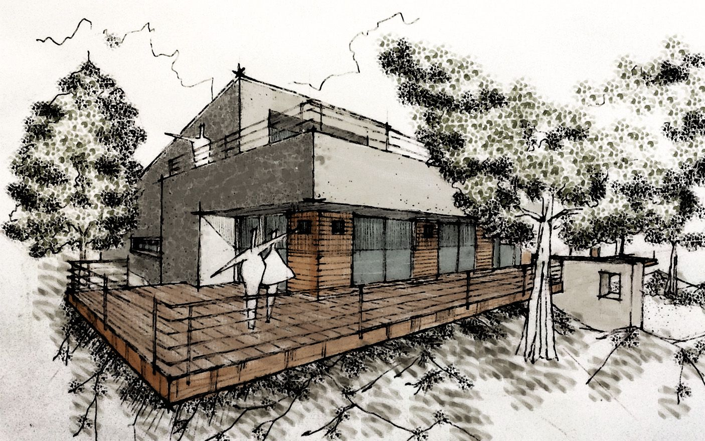 Architect Design Sketches new passive design | green architecture | pinterest | sketches