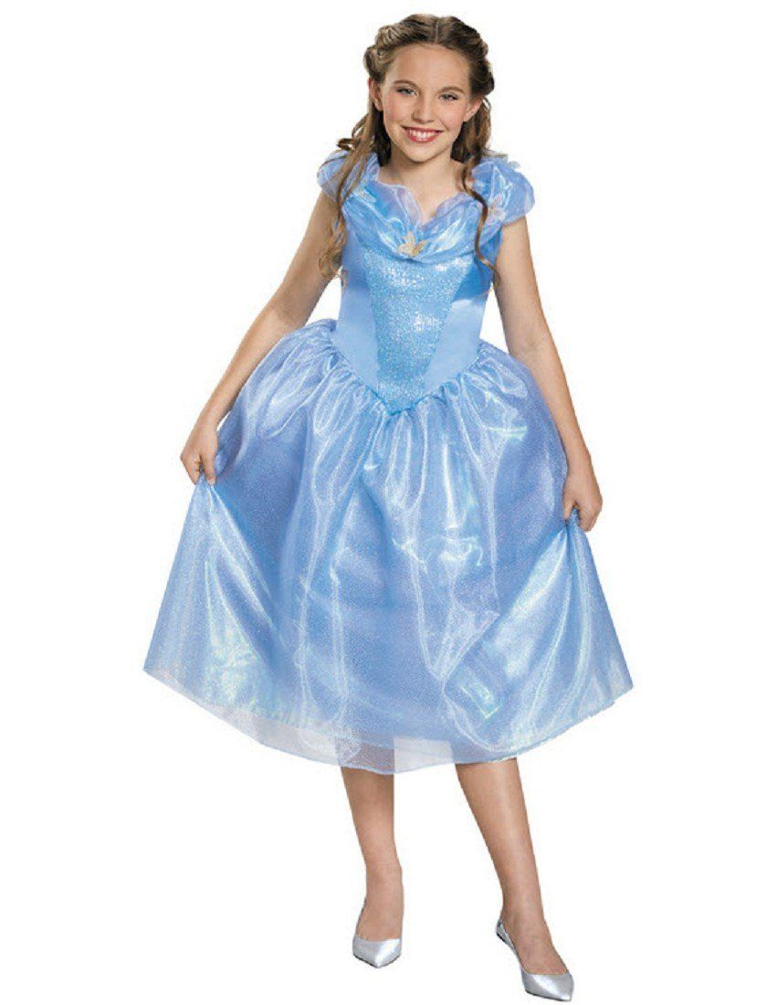 Disguise cinderella movie tween costume xlarge 1416