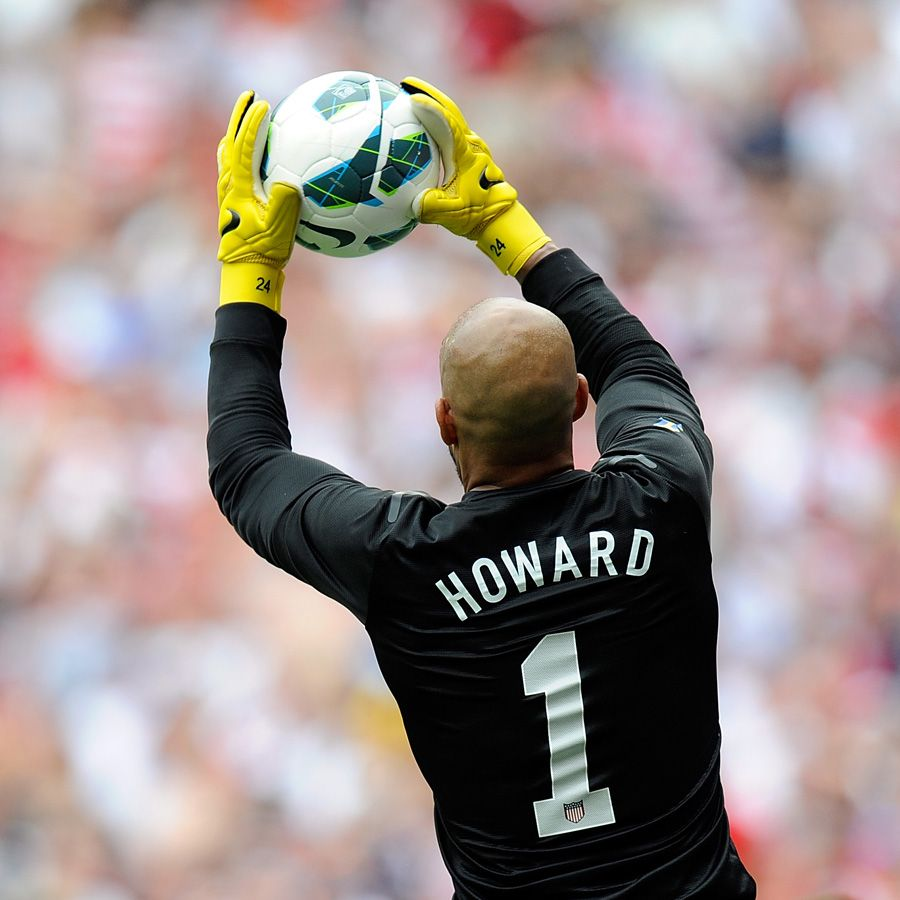 Sports Mem, Cards & Fan Shop Other Game Used Memorabilia Game Used Worn Soccer Cleats And Goalie Gloves Worn By Tim Howard Mls Jersey Usa Latest Technology