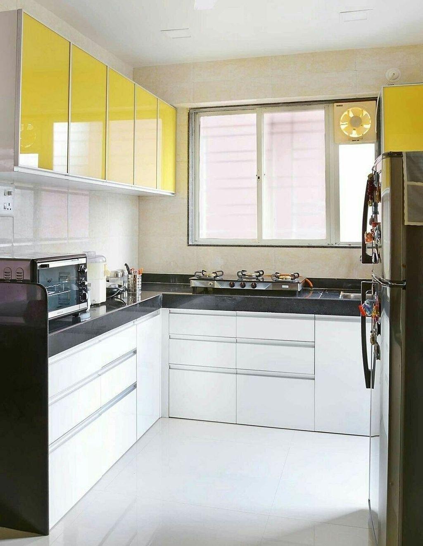 Interior Design Ideas For Small Kitchen In India