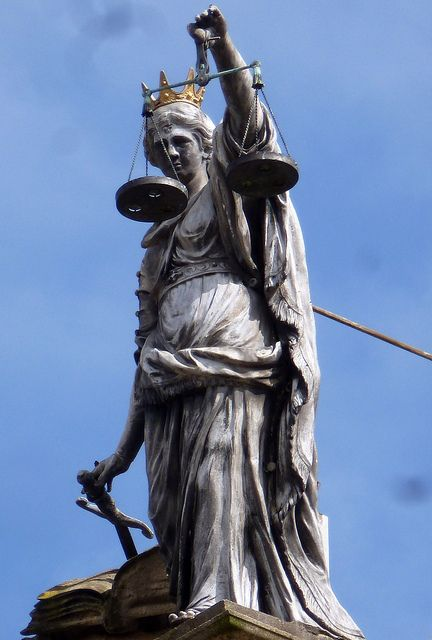 Justice Statue Ancient Statues Lady Justice
