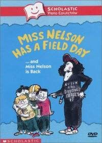 Miss Nelson DVD! Loved these stories on Reading Rainbow. :)