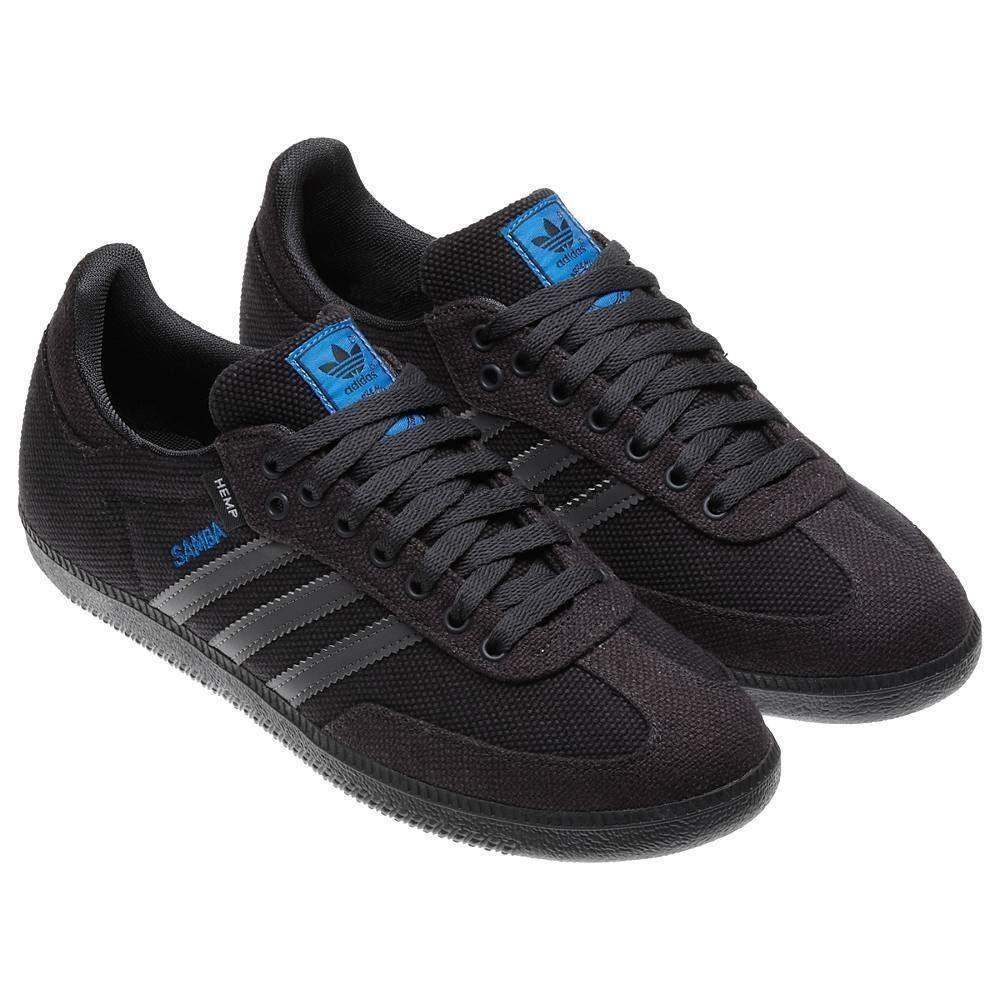 deseo difícil Alicia  Adidas Originals Samba Mens Hemp Rasta Soccer Shoes Grey/Blue Q33011 NEW! |  Soccer shoes, Adidas, Adidas originals