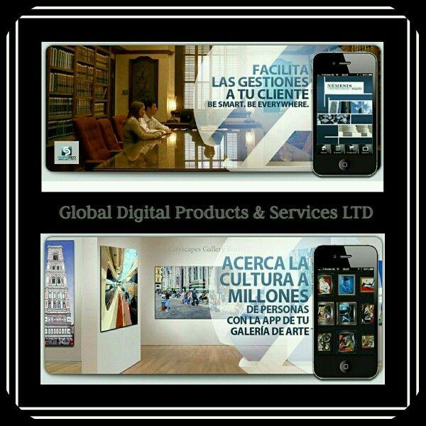 ¡EN GDPSRED SORTEAMOS UNA APLICACIÓN MÓVIL CADA MES! ¡REGÍSTRESE AHORA GRATUITAMENTE, PARTICIPE DEL SORTEO Y OBTENGA BONOS EXTRAS! ☆ 25 GB en la nube. ☆ Espacio para su catálogo virtual. ☆ Espacio para su web de información. ☆ Anuncios en nuestro portal profesional. ¡LE ESPERAMOS!  http://gdpsserviciosdigitales.com/Elhicas