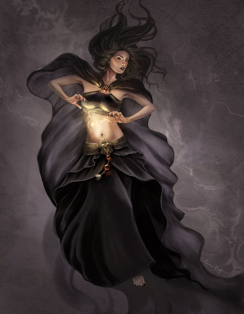 Gypsy Magic By CarrieBest.deviantart.com On @DeviantArt. Magic  QuotesHalloween ...