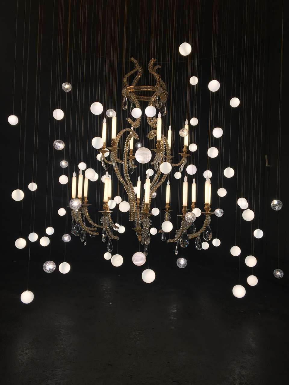 For Sale on 1stdibs The Bespoke chandelier Le Merveilleux