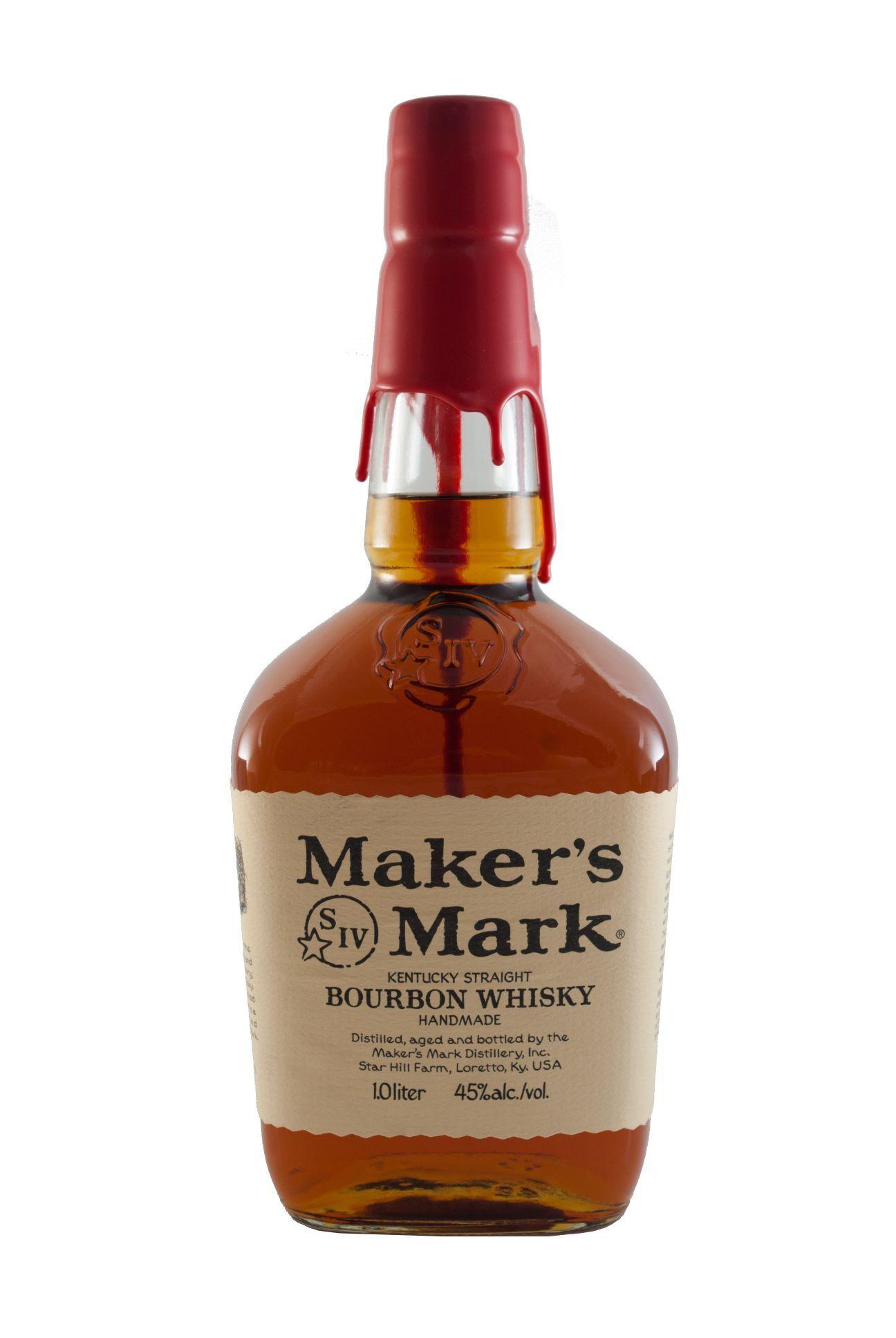 Der Makers Mark Bourbon wird in der Stadt Loretto, im US-Bundesstaat Kentucky…