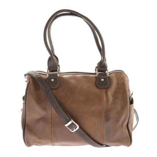 ba19e6d936 The Vintage Satchel Handbag has a top zip opening to the main compartment  complete with an