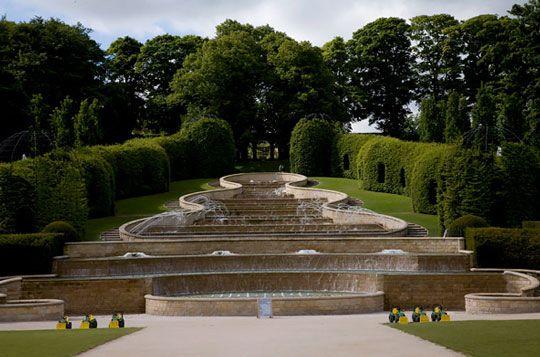 Water Garden English Garden Design Backyard Landscaping Designs Modern Garden Design