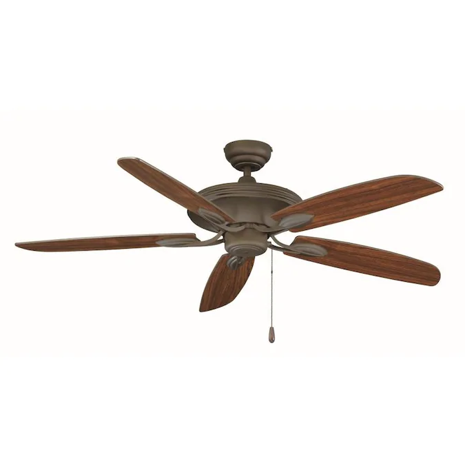 RP Lighting + Fans Mediterranean 52in OilRubbed Bronze
