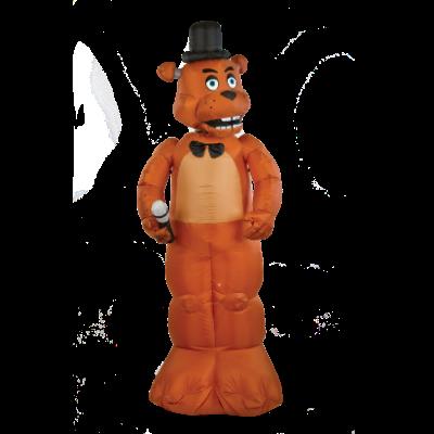 Freddy Fazbear Transparent