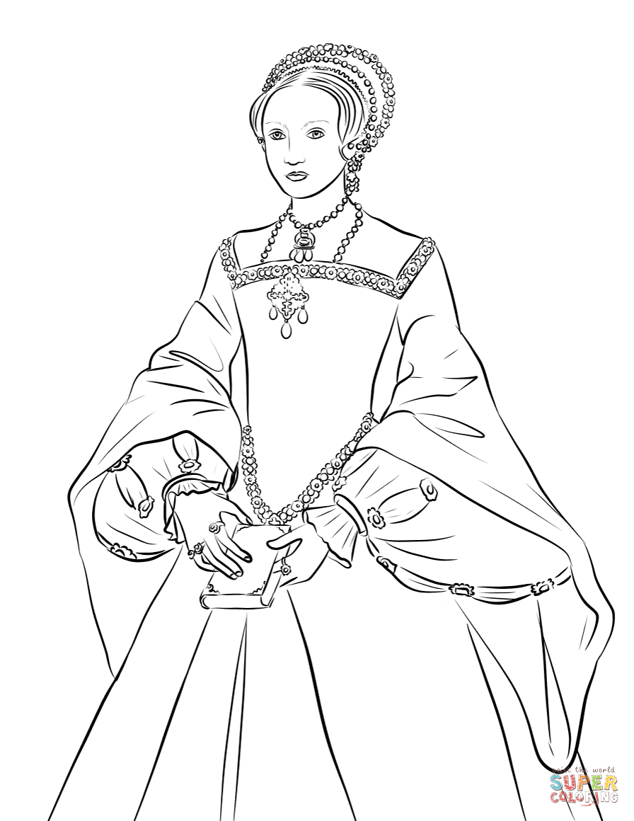 Queen Elizabeth I Coloring Page Free Printable Coloring Pages Coloring Pages Free Printable Coloring Pages Queen Drawing