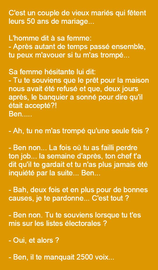 Citation Pour 50 Ans De Mariage